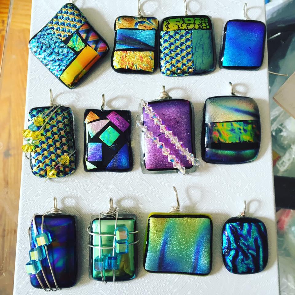 Naomi S Designs Handmade Wire Jewelry Wire Wrapped