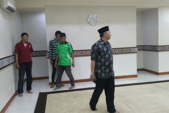 Ini Alasan Raja Salman Memesan Kamar Mandi Khusus di Masjid Istiqlal