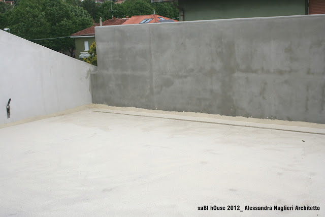 impermeabilizzazione terrazza terrace sealing