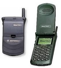 Spesifikasi Motorola StarTac 75