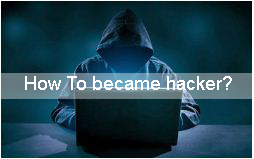 how to became hacker