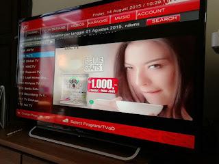 Aplikasi TV Streaming Online Android
