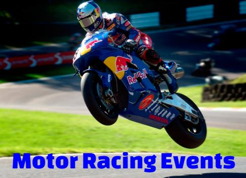 Motorcycle Racing, series,  Major Events, Types; Motor bike Racing series...