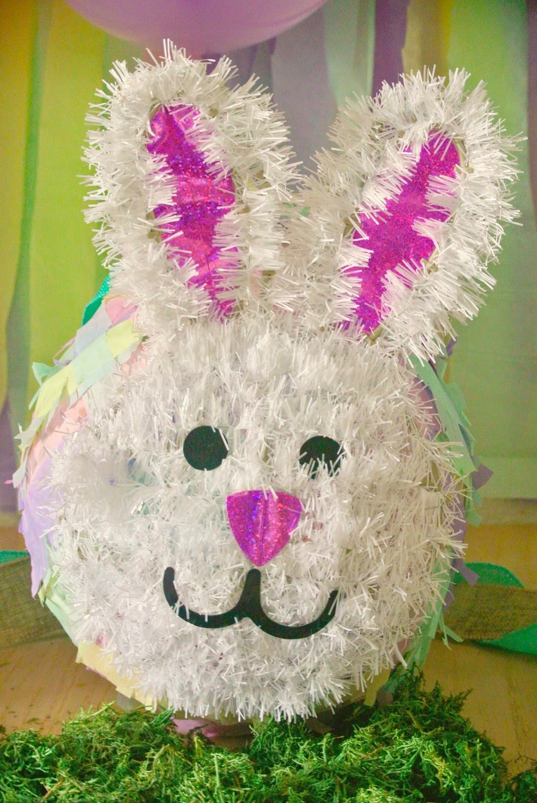 Easter pinata, Easter bunny