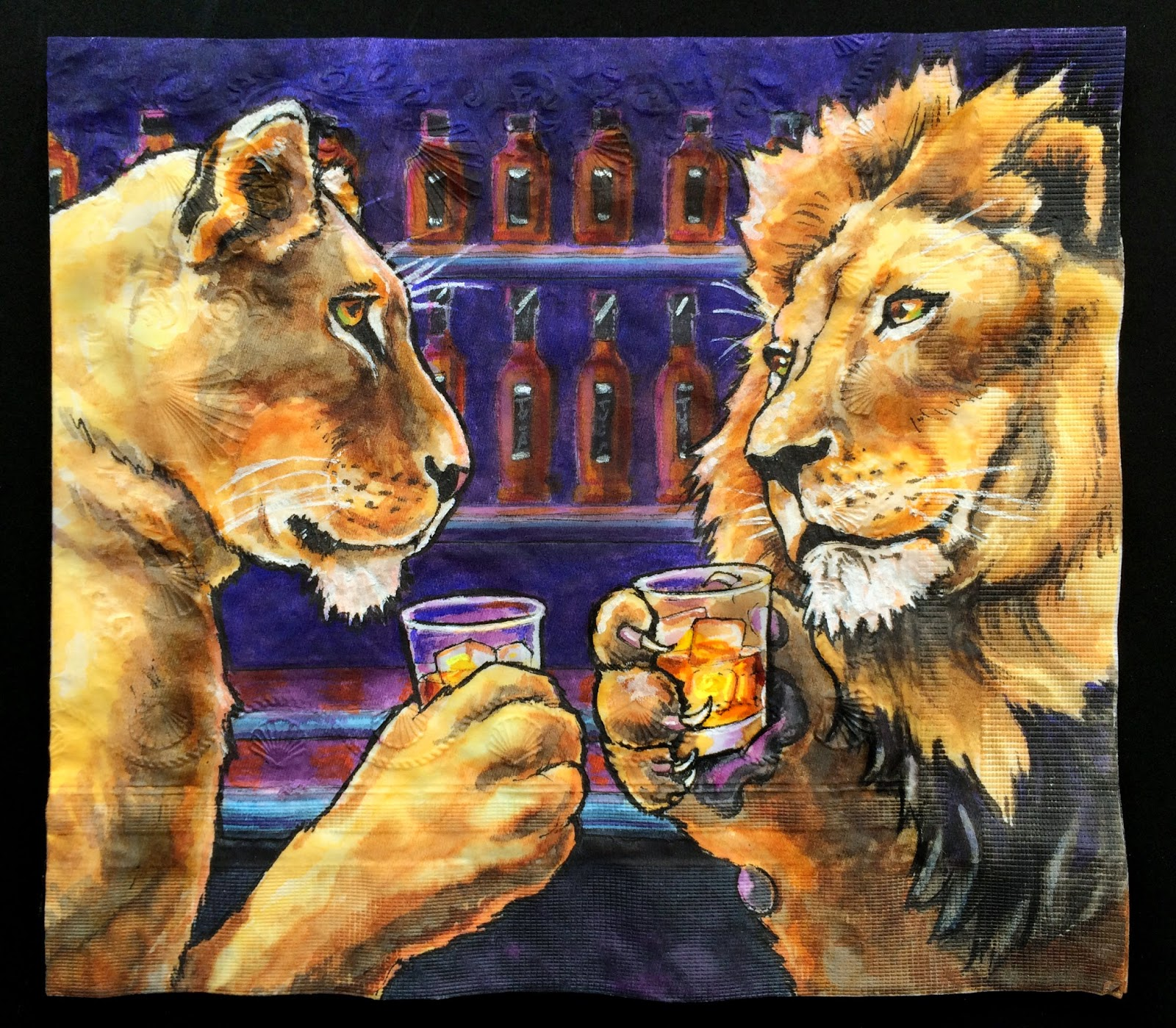 http://ninaslevy.blogspot.com/2014/04/lions-with-liqueur.html