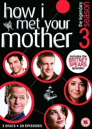 Série Como Eu Conheci Sua Mãe - 3ª Temporada 2007 Torrent