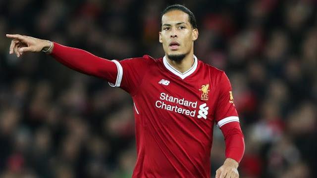 Virgil Van Dijk Merupakan Kapten Masa Depan Liverpool