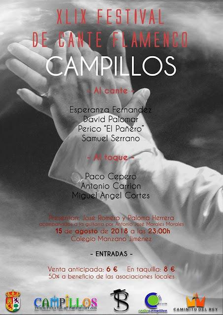 Festival de Cante Flamenco Campillos 2018