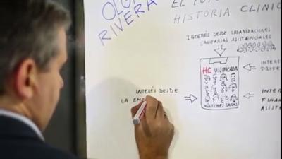 GRAPHIC RECORDING EN IMPACT HUB MADRID FERNANDO VIEJO-FLUITERS XIMÉNEZ