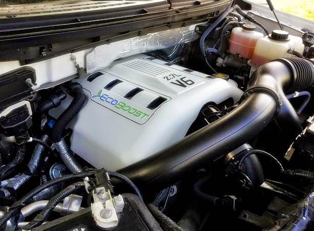 F B Becoboost Bhorsepower on Ford F 150 Straight 6 Engine