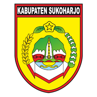 Logo Kabupaten Sukoharjo Vector