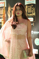 Nidhi Subbaiah Glamorous Pics in Transparent Peachy Gown at IIFA Utsavam Awards 2017  HD Exclusive Pics 38.JPG
