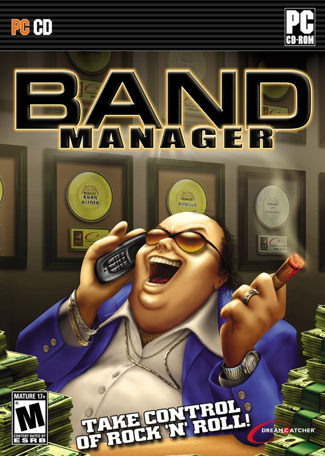 Kumpulan Software Gratis: Band Manager Game Simulation