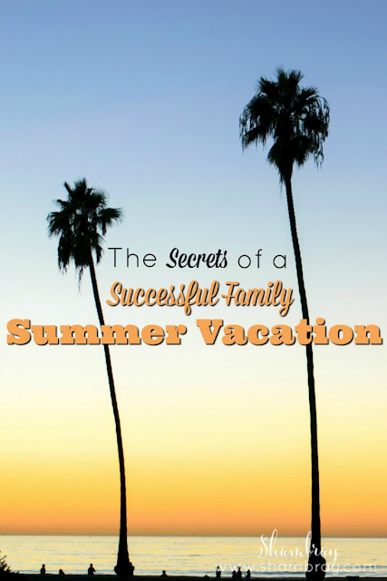 Check out these family Summer vacation tips on 3 different types of vacations.