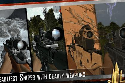 Kumpulan Game Sniper Offline Terbaik Saat ini