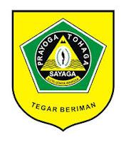 lambang / Logo kabupaten Bogor