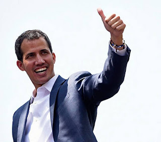 """El Fondo Monetario Internacional (FMI) reconoció este jueves que """"aún no hay claridad"""" entre sus países miembros acerca del posible reconocimiento de Juan Guaidó como presidente de Venezuela y señaló que no hay un voto previsto sobre la cuestión en el Directorio Ejecutivo."""