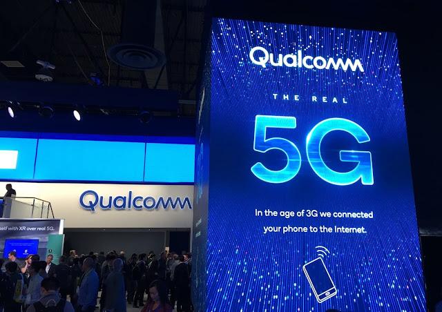 Qualcomm 5G tech