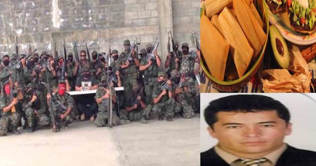 """Tamales de carne humana el platillo de Los Zetas en sus fiestas y reuniones de """"El Lazca"""""""