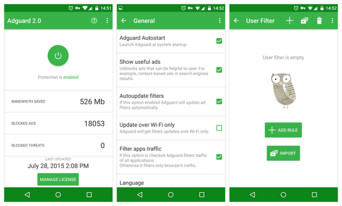 Adguard Premium for Android