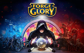 Forge of Glory V1.4.4 MOD Apk ( Unlimited Money/Diamond/High Damage )