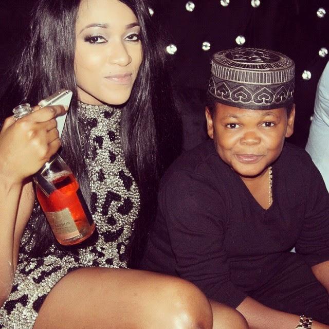 Rukky Sanda Drunk During Birthday Party Nollywood Actress