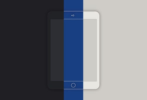 iPad Mini Template