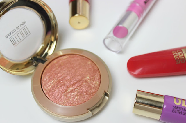 A picture of Milani Baked Blush in Rose D'Oro