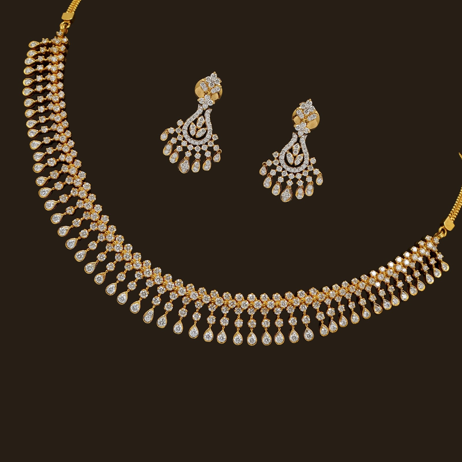sale news and shopping details vummidi diamond necklace sets