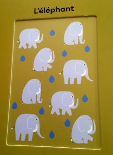 La parade des animaux - livre puzzle - Gallimard Jeunesse