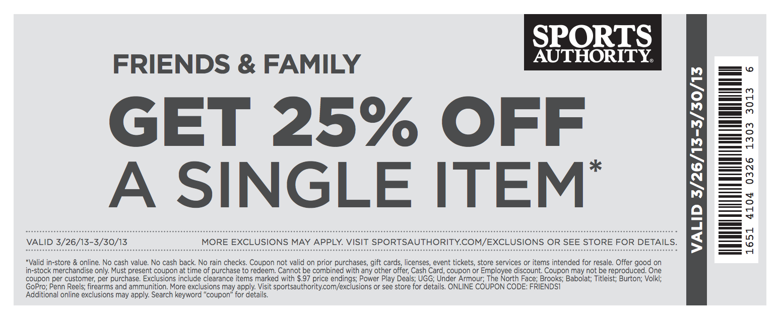 graphic about Printable Sports Authority Coupons known as Coupon academy sporting activities printable - Rest amount mattress exchange within