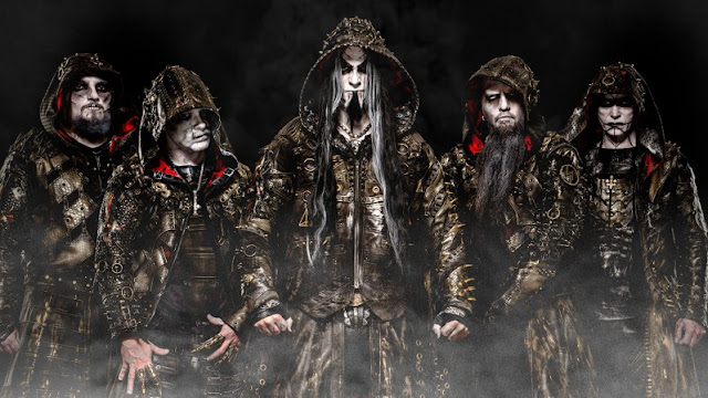 dimmu borgir lie up 2018