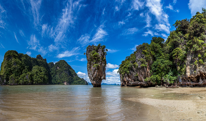 James Bond Island & Phi Phi Island