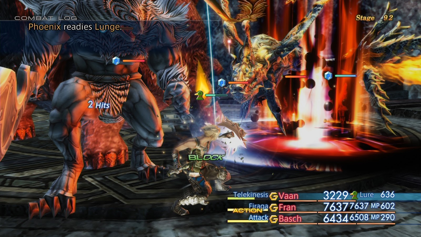 Ffxii takes place in ivalice dalmasca is a kingdom which is smack bang in the middle of a conflict between archadia and rozarria