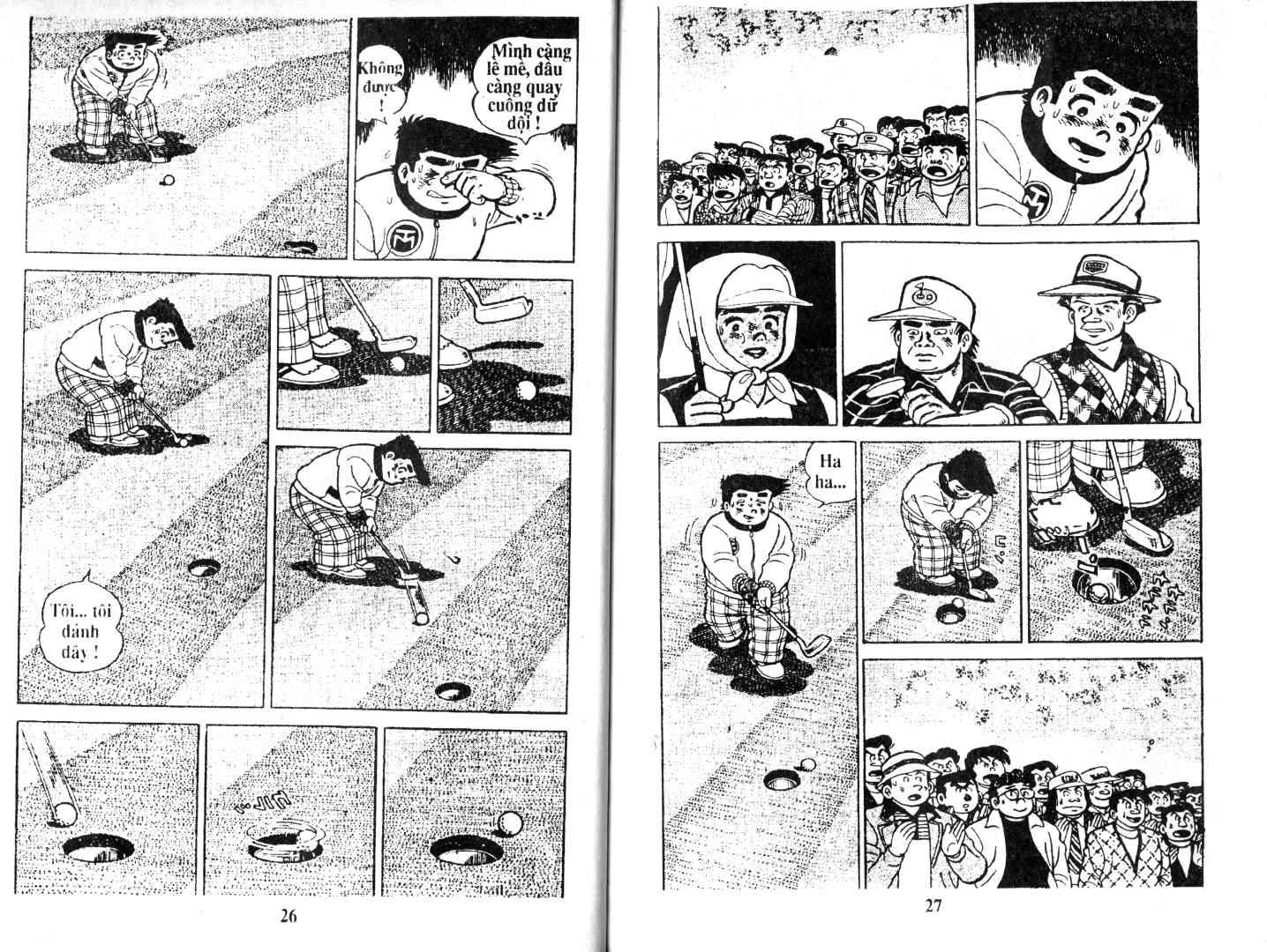 Ashita Tenki ni Naare chapter 41 trang 12