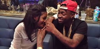 Davido chilling with Sira Kante