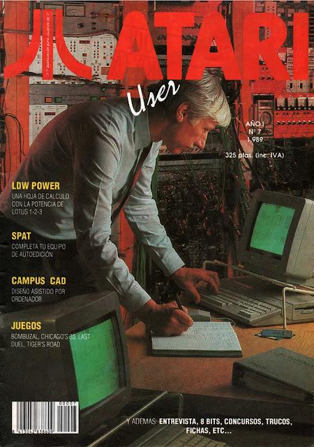 Atari User #07 (07)