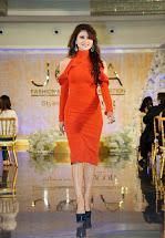 Urvashi Rautela Walks Runway Joya Fashion Show In