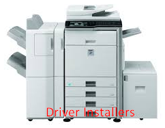 Sharp MX-M283 Driver Download and Installers