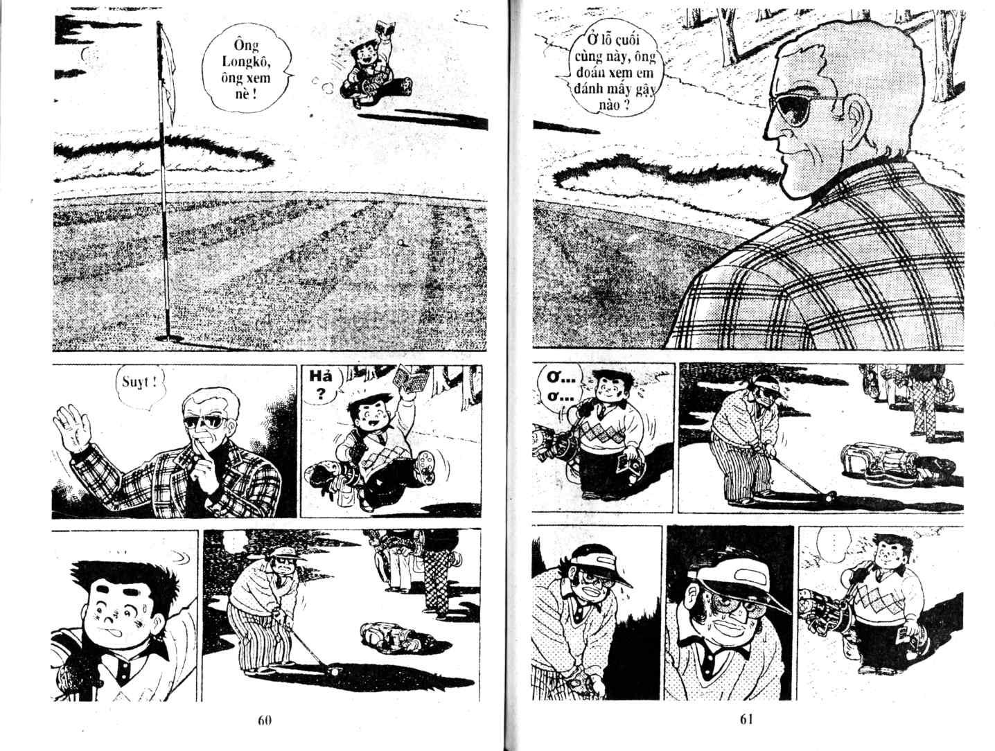 Ashita Tenki ni Naare chapter 14 trang 29