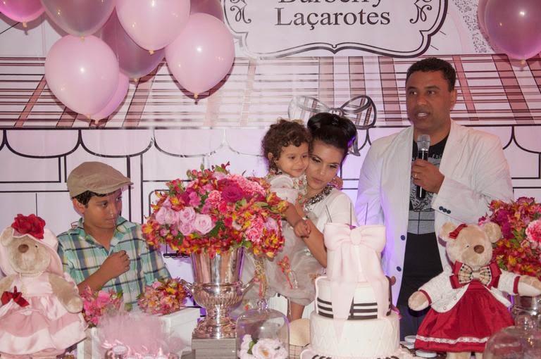 86617e156a Aline Barros comemora os 3 anos de vida da filha
