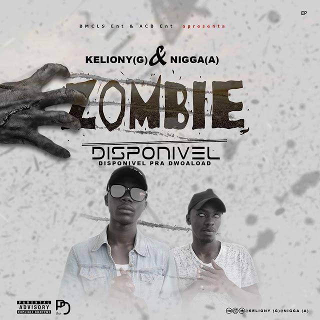 "Kiliony & Nigga A lançam o ep ""Zombies""."