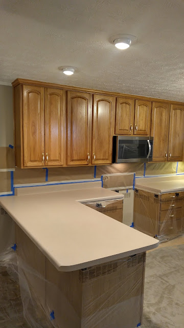 Kitchen Cabinet Refinishing4