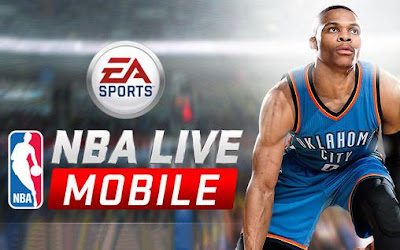 NBA LIVE Mobile Basketball Apk for Android