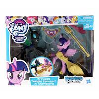 MLP Guardians of Harmony Princess Twilight Sparkle v. Changeling