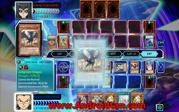 Free Download Yu-Gi-Oh! Duel Generation Mod Apk + Data v65a Android Terbaru 2017