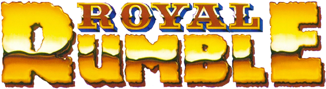 WWE Royal Rumble ppv old logo version