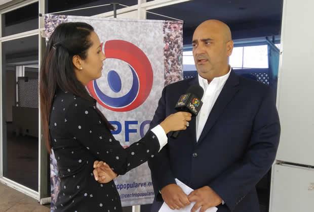 Cástor González: No puede haber elecciones sin depuración del REP