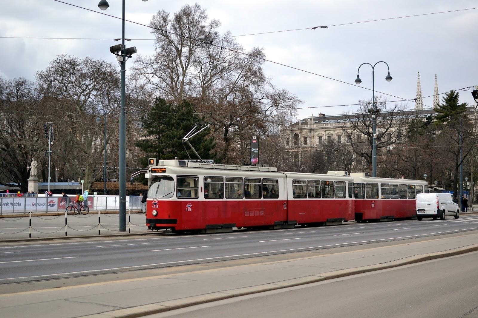 Vienna tram, what to do in Vienna, a day in Vienna, 24 hours in Vienna, Austria tips, beauty, amazing, europe,