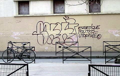 Paris Graffiti